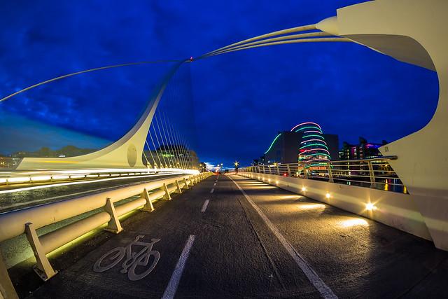 Samuel Beckett Bridge - No. 2 - Dublin