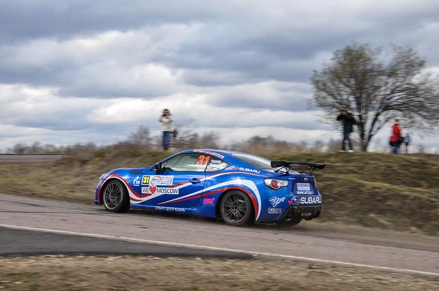 #31 - Maxim Chernev (RUS) / Andrey Prokudin (RUS) (Uspenskiy Rally Tecnica) - Subaru BRZ (Overall)