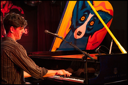 Josh Paxton at Piano Night 2015. Photo by Ryan Hodgson-Rigsbee (rhrphoto.com)