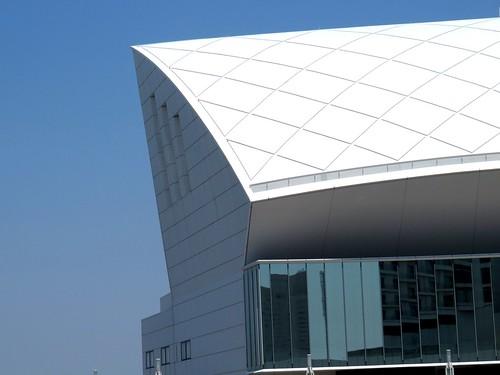 Pointed - Building #8, Yokohama, Japan, July 2014