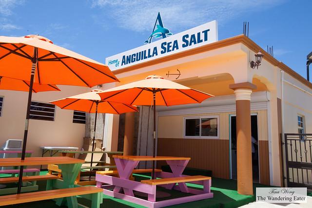 Anguilla Sea Salt
