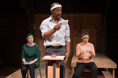 Portland Playhouse, How to End Poverty in 90 mins   by drammyawards