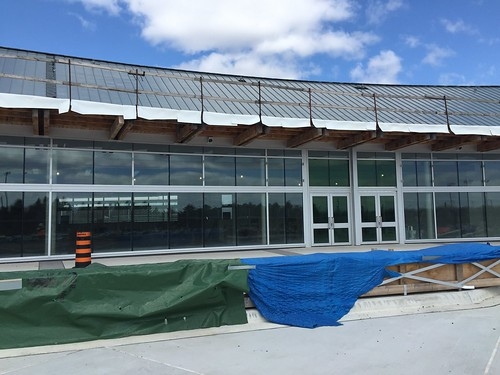 Exterior of new station building. | by Metrolinx