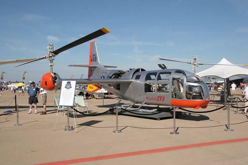 Bell XV-3 1