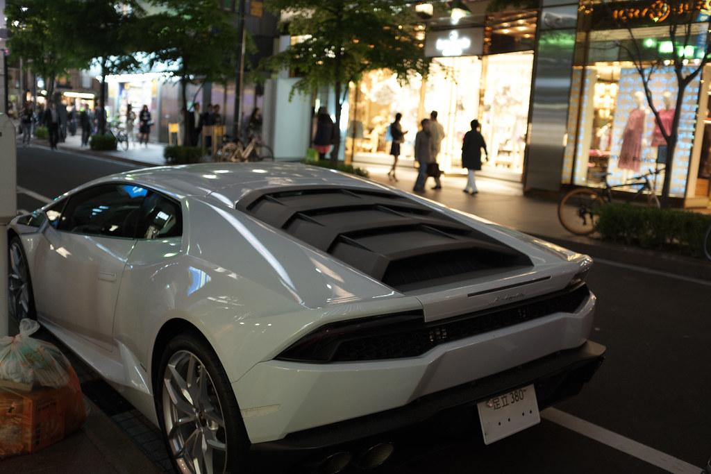 Lamborghini Huracán 2015/04/19 X1004070