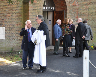 Opening the new church hall at St Andrews - May 2015 | by bobneillbc