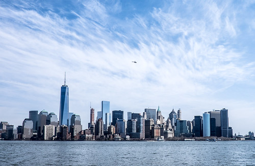 New York Skyline | by The Urban Scot
