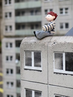 ultra urbaine solitude