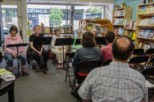 Shakespeare Festival Reads presents a dramatic reading The Rape of Lucrece at Left Bank Books | by shakesfestSTL