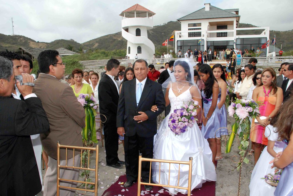 Matrimonio In Ecuador : Boda matrimonio en la playa de san lorenzo manta ecuador flickr