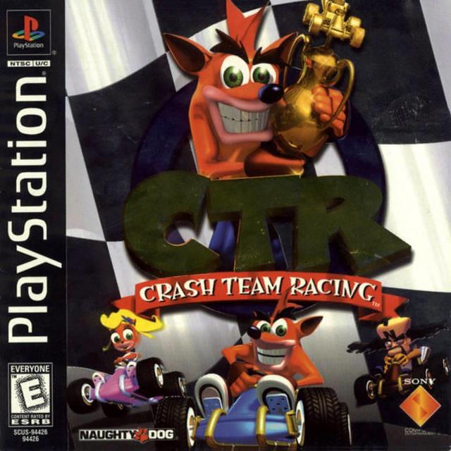 تحميل لعبة كراش القديمة بلاي ستيشن 1 للكمبيوتر Crash Team