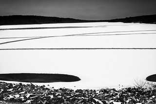 snow, shapes and lines #1 | by briphi