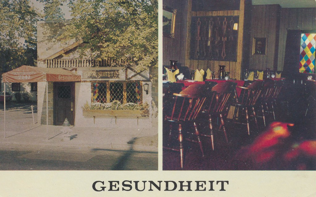 The Gesundheit Restaurant Bethesda Maryland 7141 Wiscon