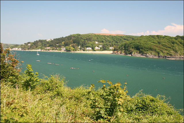 East Portlemouth from Salcombe