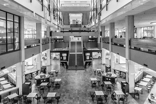 University of Alberta CAB Building
