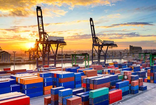 圖01  出口衰退常造成出口加工區企業的裁員