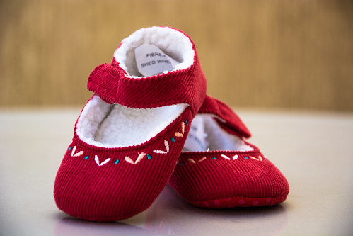 Baby Shoes | by Yacine Hichri