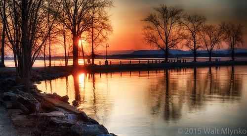 newyork nature sunrise us vermont unitedstates object where what northamerica terrestrial lakechamplain porthenry namedplaces