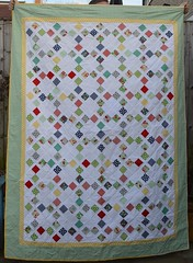 Fabulously Fast Tile Quilt