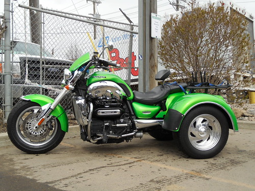 2013 Triumph Rocket III Roadster/Motor Trike | by Echo Cycle
