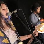 Fri, 24/04/2015 - 10:04am - Speedy Ortiz Live in Studio A, 4.24.2015 Photo by Deirdre Hynes