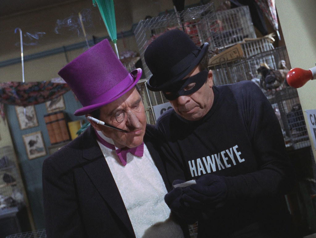 Batman Fine Feathered Finks