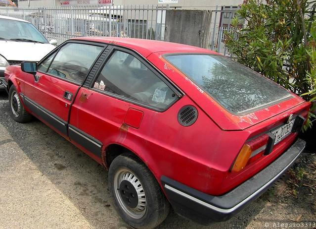 Alfa Romeo Alfasud Sprint 1.3
