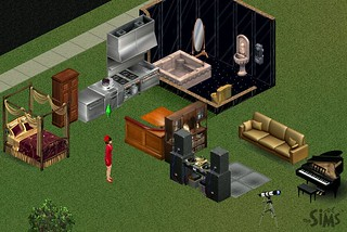 Sims Life In Slow PC - 1 | by siaomiew