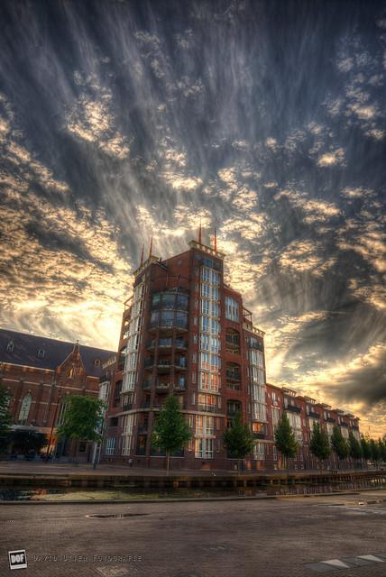Breda Morning HDR (explored)