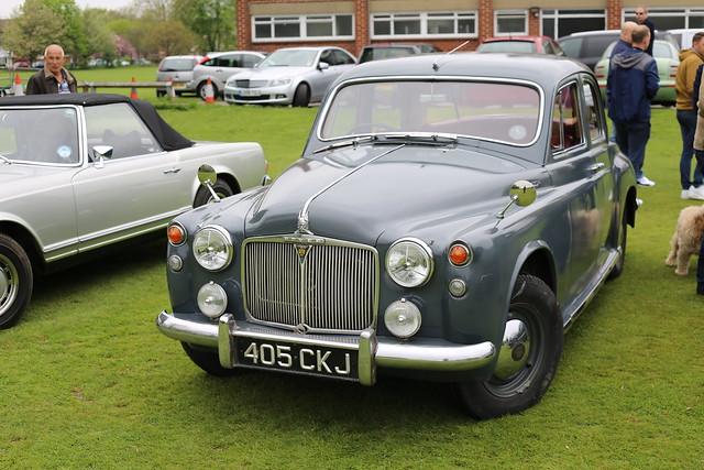 Rover 105
