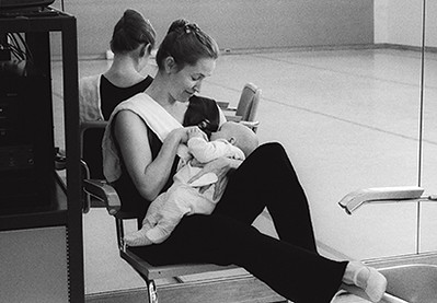 Balancing Acts: Three Prima Ballerinas Becoming Mothers