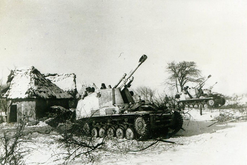 Wespes on the Eastern Front