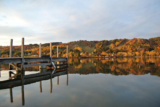 Fall view of Ripley