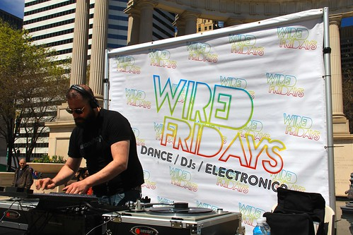 Michael Serafini at Wired Fridays, May 1, 2015 | by danxoneil