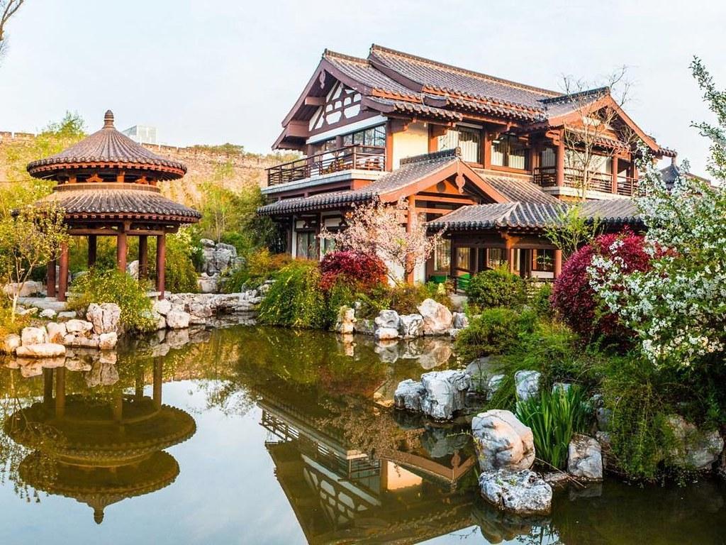 Best Landscape Design Chinese Garden