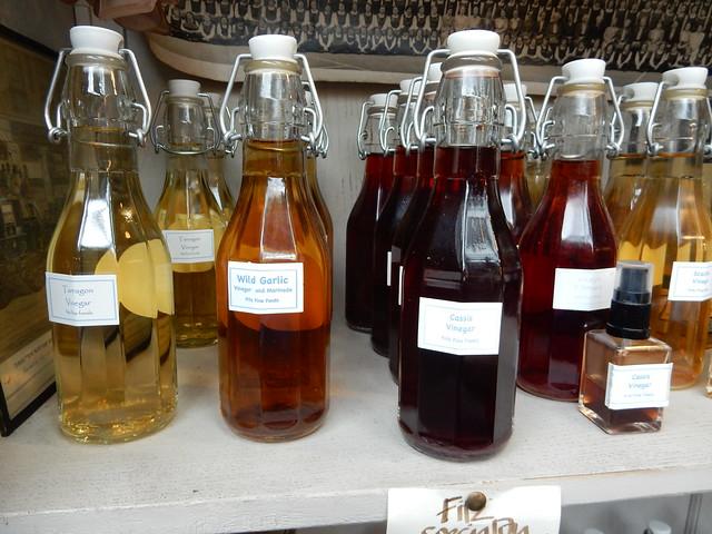 Various Oils, Fitz Fine Foods, Borough Market, Southwark, London