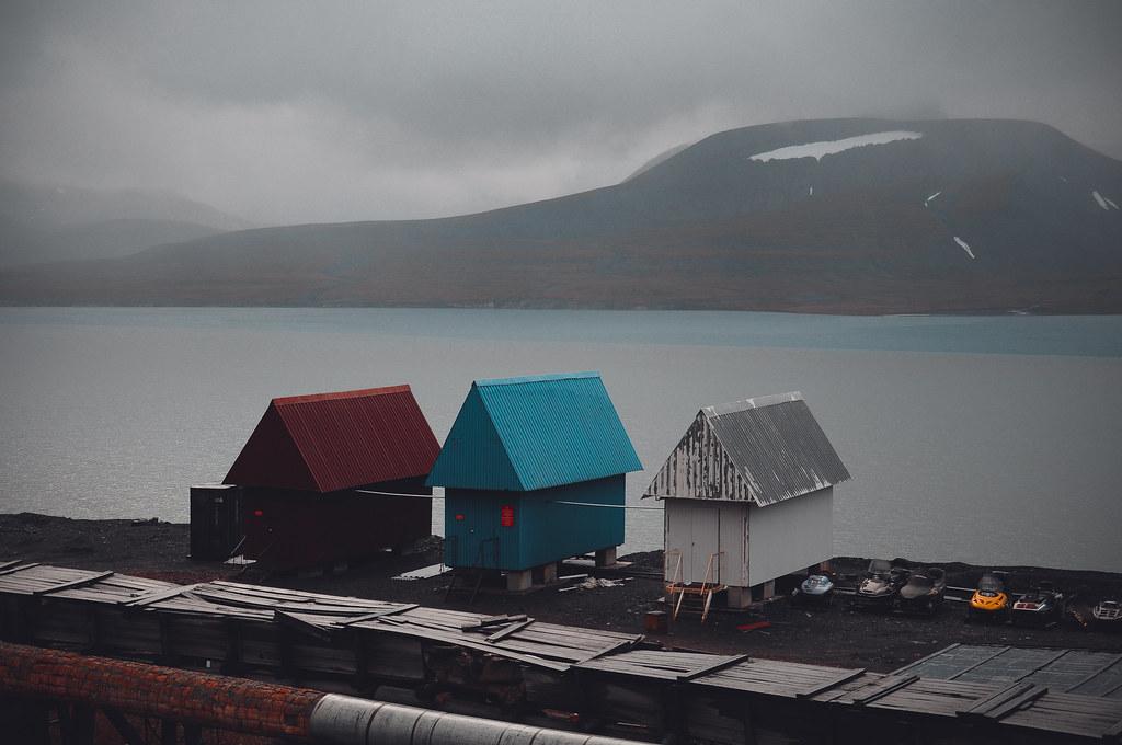 Barentsburg, Spitsbergen