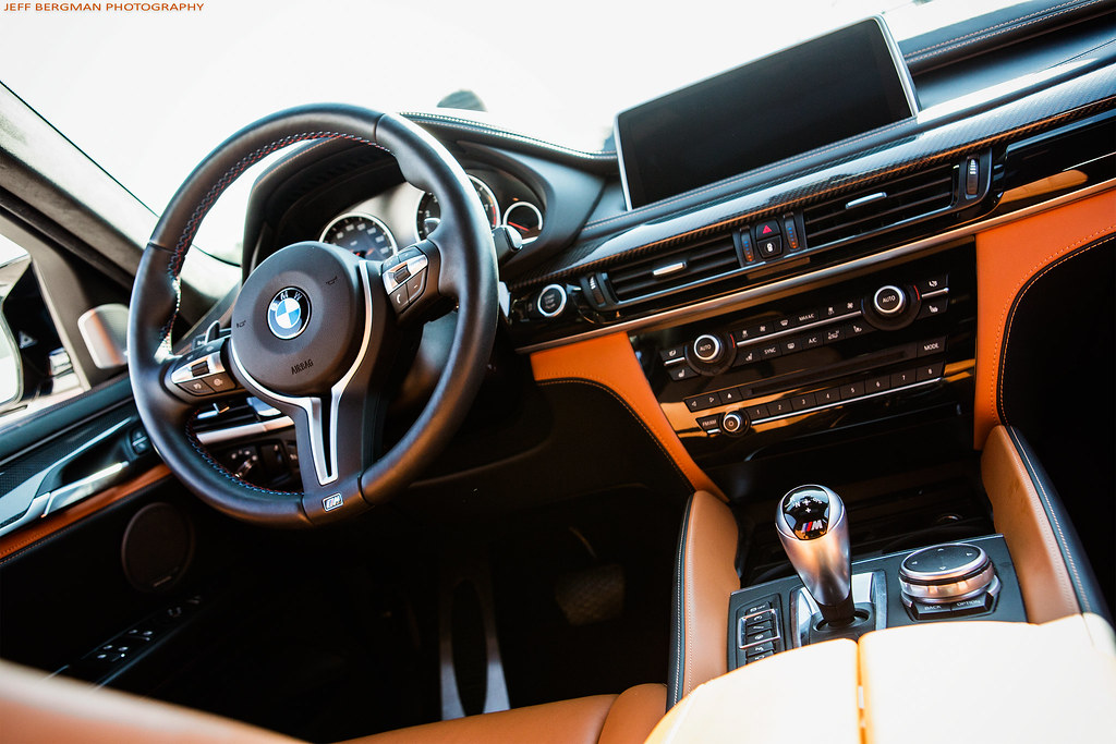 Bmw X6m Interior Jeff Bergman Flickr