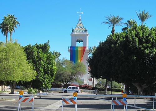 Gay retirement palm springs rainbow