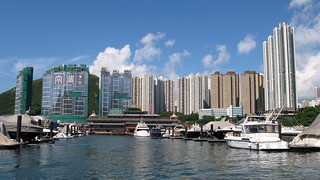 Jumbo floating restaurant, Hong Kong
