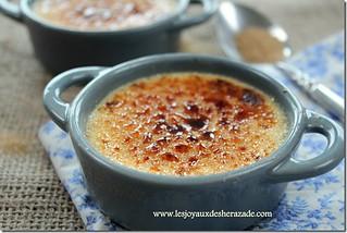 Crème brulée , recette facile | by Les.Joyaux de Sherazade