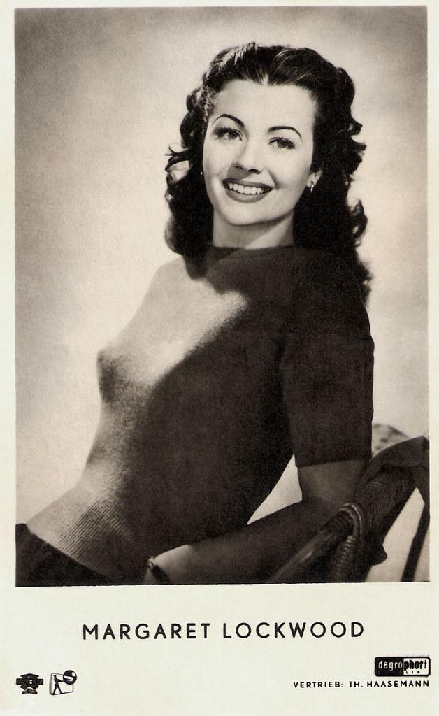 Margaret Lockwood leggy