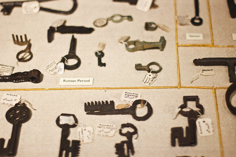 keys locks key lock objects design pitt rivers museum oxfo… | Flickr