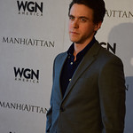 "Ashley Zukerman at WGNAmerica's ""Manhattan"" Emmy's For Your Consideration Event - DSC_0320"