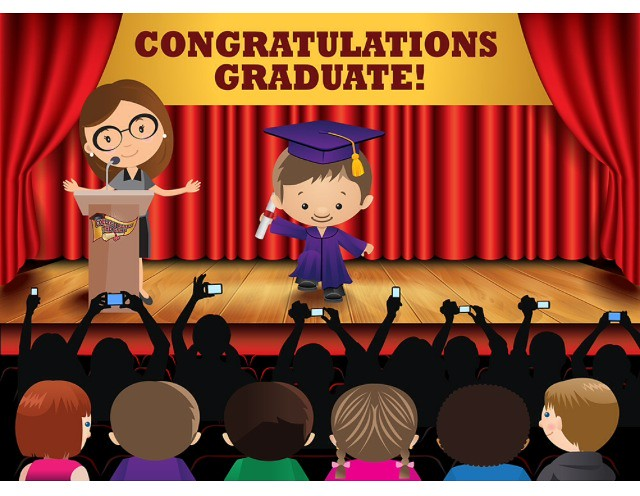 congrats graduate