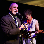Sun, 15/05/2016 - 2:04pm - WFUV's John Platt welcomes David Wax Museum to the stage.