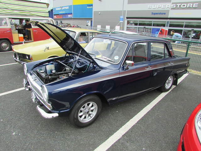 Ford Cortina 1500 GT GNT234D