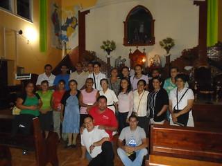 Guatemala - Con los animadores parroquiales