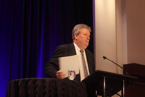 Housing Minister and Deputy Premier Rich Coleman speaks to UDI about what the new Building Act means for the development industry.