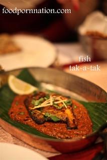 Fish tak a tak - Gaylord - Fitzrovia - London Food Blog | by Priscilla @ Food Porn Nation